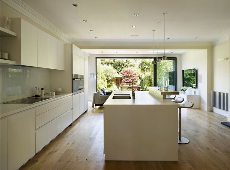 bulthaup by kitchen Architecture 'Simply elegant' case study