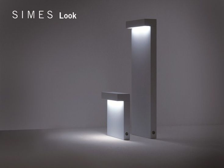 Download the catalogue and request prices of led bollard light Look | bollard light, Look collection to manufacturer Simes
