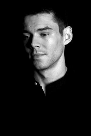 Brian J. Smith as 'The Gentleman Caller' in the Glass Menagerie