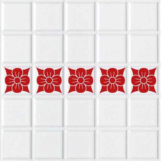 M s de 25 ideas incre bles sobre vinilos para azulejos en for Pegatinas baldosas cocina