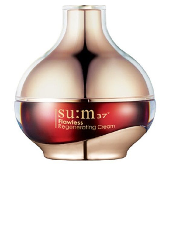 Su:m37 Flawless Regenerating Cream 20ml Anti Aging Korean Beauty LG Cosmetics  #LGCosmetics