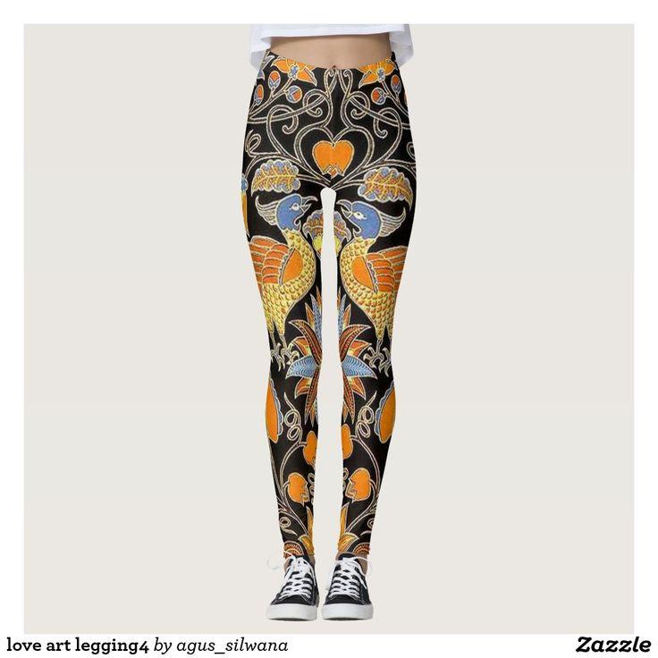 love art legging4 leggings