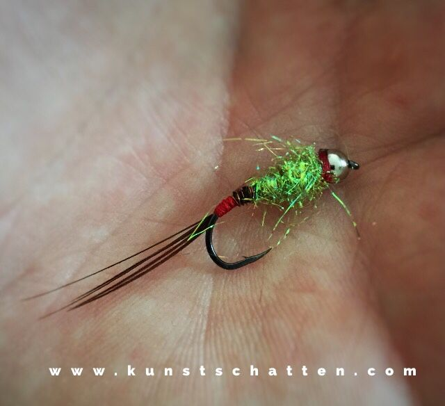 nymph for trout by kunstschatten.com
