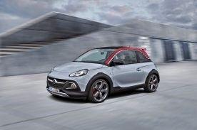 Versão 'S' de 150 cv também no 'mini-crossover' Opel ADAM ROCKS