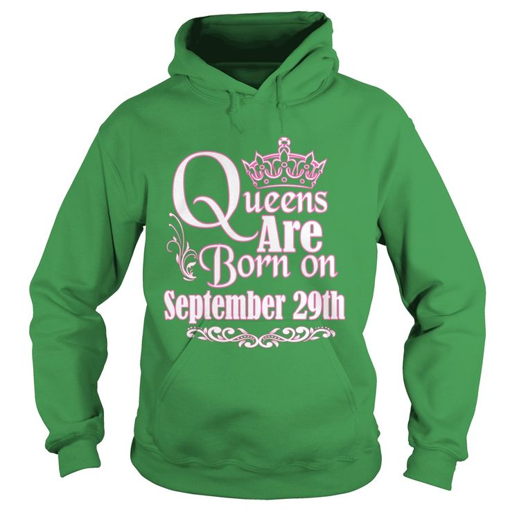 Queens Are Born On September 29th Funny Birthday T-Shirt #gift #ideas #Popular #Everything #Videos #Shop #Animals #pets #Architecture #Art #Cars #motorcycles #Celebrities #DIY #crafts #Design #Education #Entertainment #Food #drink #Gardening #Geek #Hair #beauty #Health #fitness #History #Holidays #events #Home decor #Humor #Illustrations #posters #Kids #parenting #Men #Outdoors #Photography #Products #Quotes #Science #nature #Sports #Tattoos #Technology #Travel #Weddings #Women