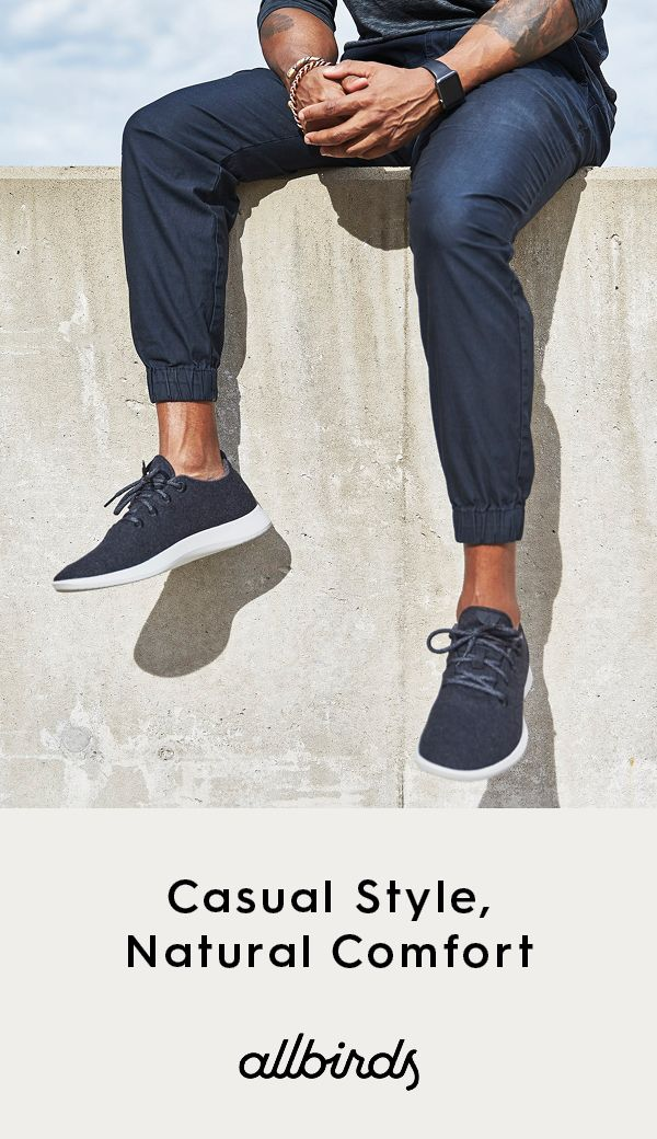 Most comfortable shoes, Mens outfits