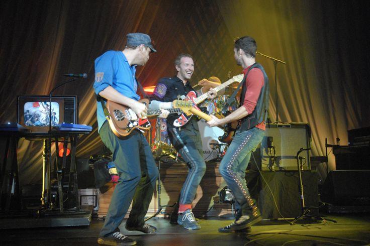 Les Inrocks - Mauvaise nouvelle : Coldplay est de retour avec un single abrutissant
