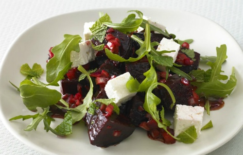 ░ Beetroot & Feta Salad ░