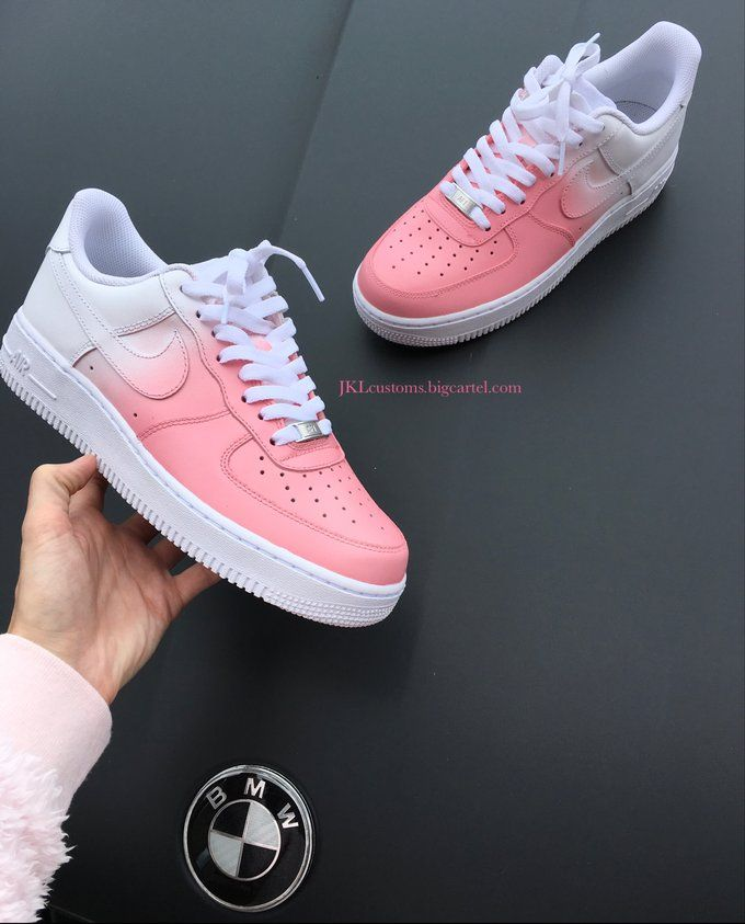 Image of FADED Air Force 1 customs || Choose your colour