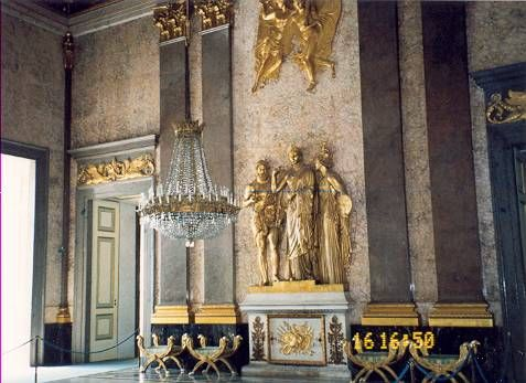 Interior room in royal palace of caserta italy ancestry italy pinterest interiors italy - Interior designer caserta ...