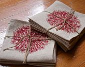 napkins cloth on Etsy, a global handmade and vintage marketplace. dandelions