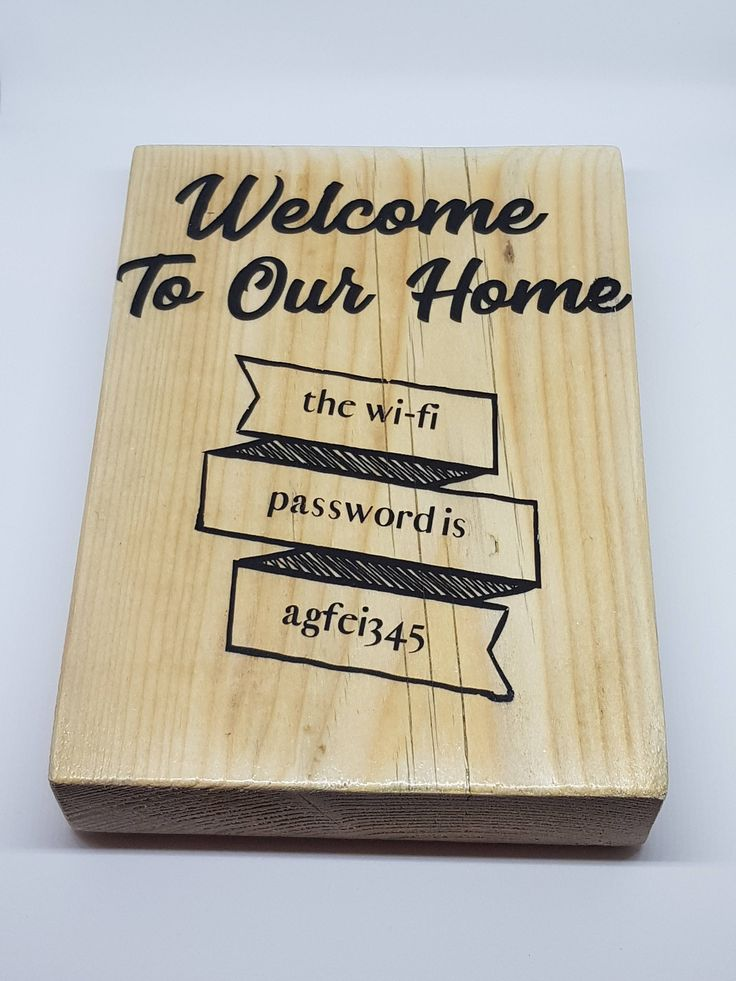 Excited to share the latest addition to my #etsy shop: Wifi password sign, welcome guest room, internet password, personalised, home wifi, wifi code http://etsy.me/2mX4MQl #housewares #housewarming #wifipassword #wifi #guestroom #homewifi