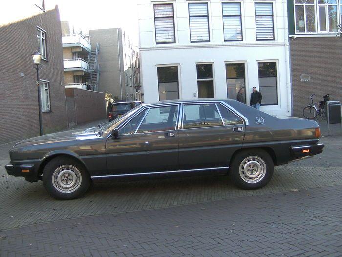 Maserati Quattroporte 3 - 1986