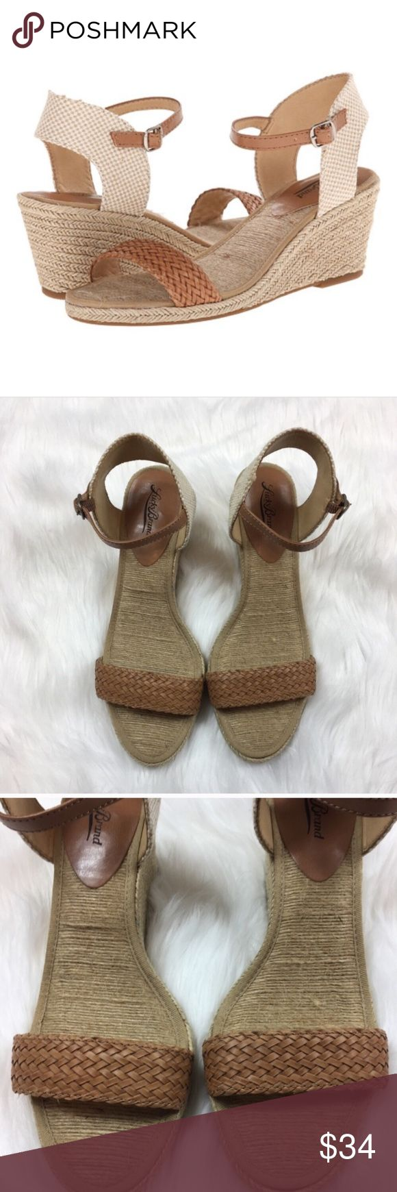 Lucky Brand Kabelli Natural Espadrille Platforms Lucky Brand Kabelli Natural Espadrille Platforms. Size 10. Pre-owned condition with basic wear. Still has retail sticker on bottom but are not NWT. No box. Has a few little scuffs.  ❌I do not Trade 🙅🏻 Or model💲 Posh Transactions ONLY Lucky Brand Shoes Sandals