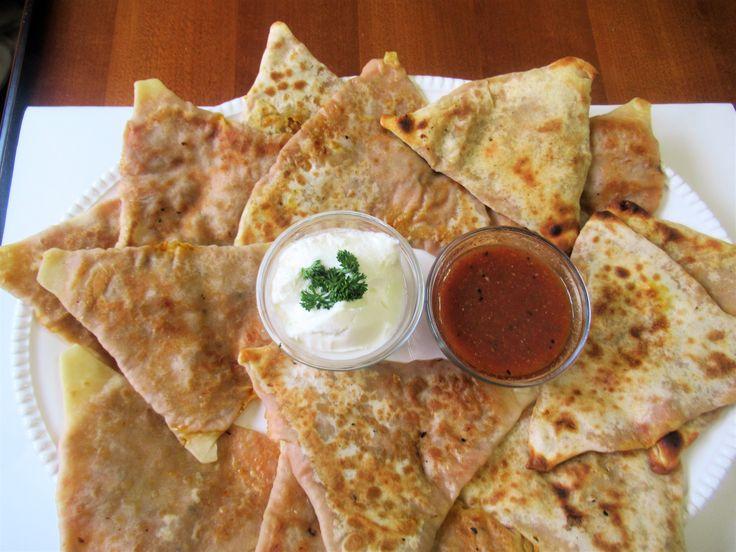 Afghani food afghani cuisine bolani kadoo https www for Afghanistan cuisine food