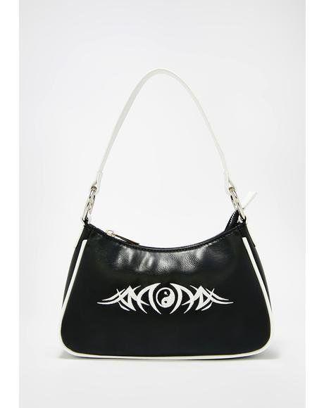 c266a1cd4e15 Divine Realm Mini Handbag  dollskill  horoscopez  pisces  yingyang  zodiac   mini  handbag