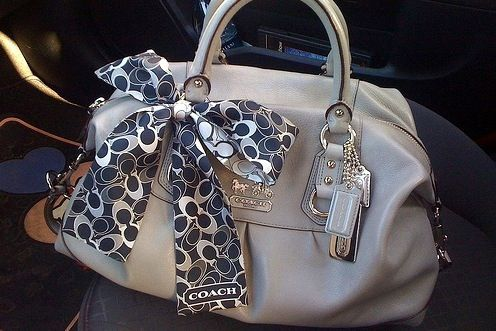 Perfect Coach Madison In Smooth Medium Ivory Satchels BLY Enjoy Great Discounts For Our Customers! #COACHFACTORY | See more about coach handbags, coach bags and coach backpack.