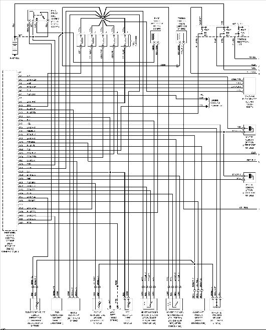 Volvo 940 960 Wiring Diagrams