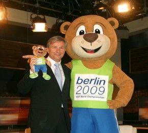 Start der Leichtathletik WM  - Leichtathletik WM - Die Leichtathletik WM 2009 findet in Berlin statt. 2.500 Athleten werden erwartet.