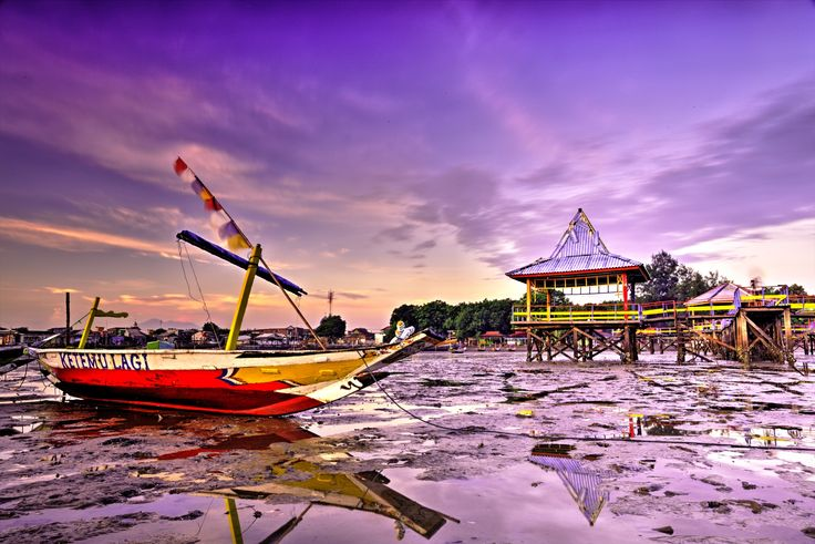 In the morning at kenjeran beach by Kun Riyanto on 500px
