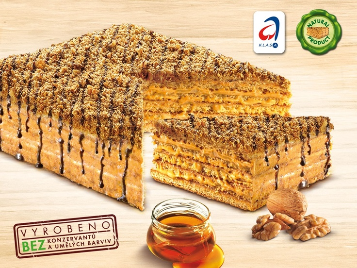 Great Slovak cake