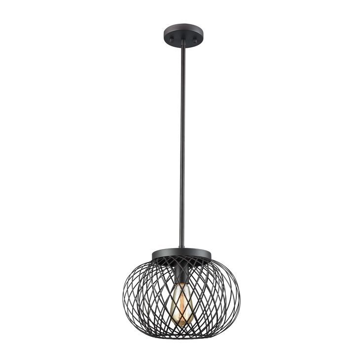 Yardley 1 Light Pendant In Oil Rubbed Bronze - Includes Recessed Lighting Kit  sc 1 st  Pinterest & Best 25+ Farmhouse recessed lighting kits ideas on Pinterest ... azcodes.com
