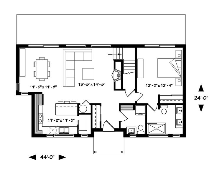 home floor depot plan design