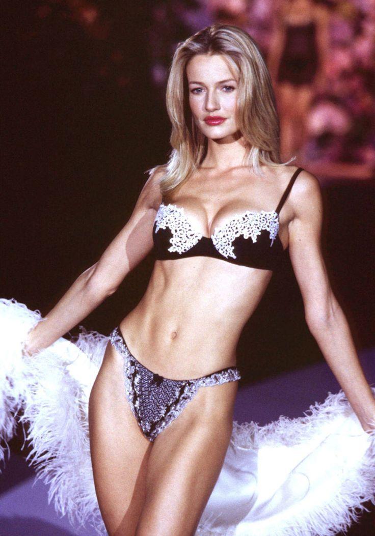 Karen Mulder for Victoria's Secret (1998)