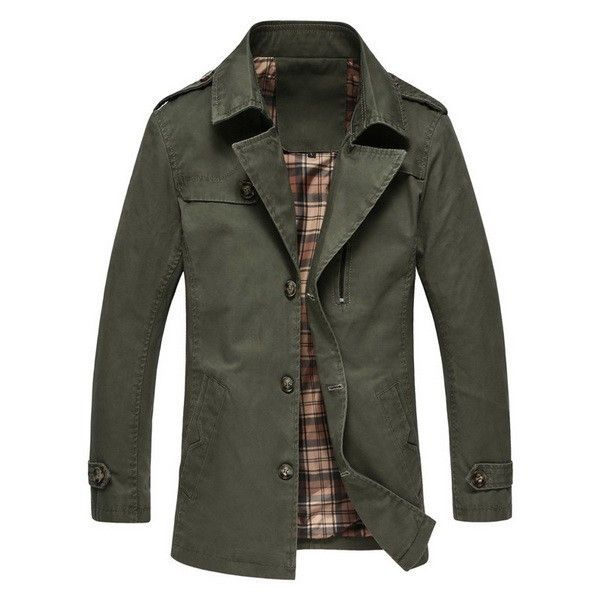 Classic Trench Coat - TakeClothe - 3
