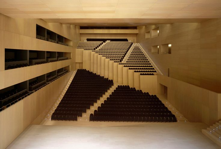 Ferrater, Auditorium Castellon