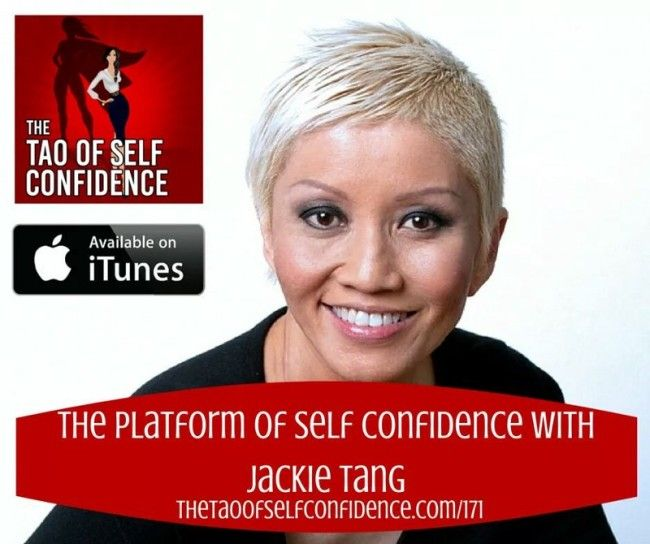 [New Blog Post] Interview on The Tao of Self Confidence Podcast - Jackie M