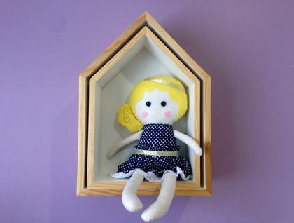 ZEALOUS DESIGN Christmas Angel Doll