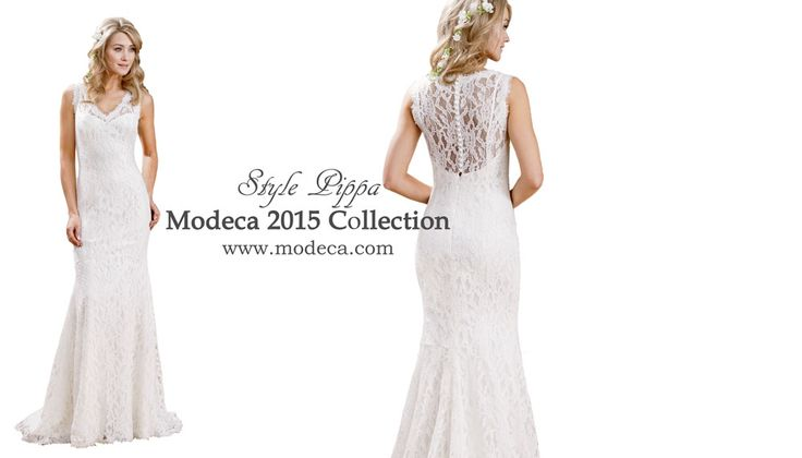 Style Pippa - Modeca Collection 2015  Vintage Bride