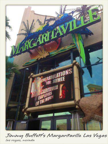 Jimmy Buffett's Margaritaville, Las Vegas