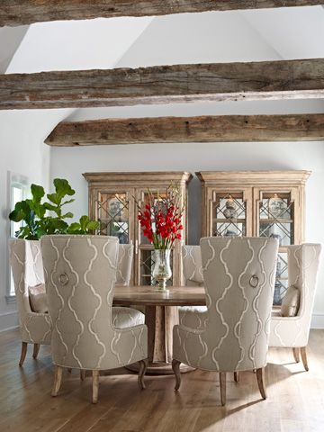 Shop For Marge Carson Rivoli Dining Room And Other Tables At Walter E Smithe In 11 Chicagoland Locations Illinois Merrillville Indiana