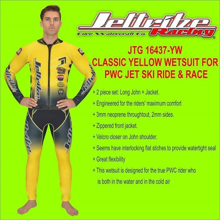 Please visit www.jettribe.com to see more information regarding this product. JTG 16437-YW CLASSIC YELLOW WETSUIT #jet ski goggles # helmet jet ski #jet ski apparel # jet ski clothes #jet ski clothing # jet ski cover kawasaki #jet ski cover sea doo #jet ski equipment #jet ski covers Yamaha #jet ski gear #jet ski helmets #jet ski life vest #jet ski pdf #jet ski shoes #jet ski wetsuits #jet ski covers #kawasaki jet ski covers #jet ski cover #kawasaki pwc cover #pwc apparel #pwc gear #sea doo…