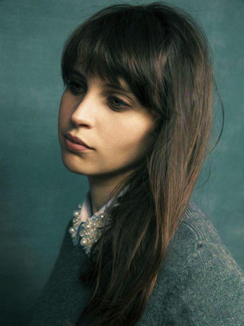 Felicity Jones for Breathe In, 2013 Sundance Film Festival // taylorlou:sylviagetyourheadouttheoven