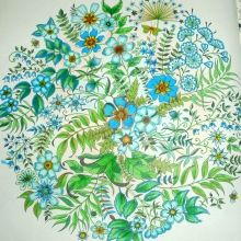 12 Best Mandala Abelhas Jardim Secreto Images On Pinterest