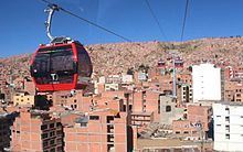 ミ・テレフェリコ(西: Mi Teleférico)は、ボリビアのラパスおよびその近郊を結ぶ、3路線合計約10kmからなるロープウェイである。交通渋滞解消を目的とした都市交通として、2014年に開業した。