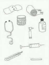dokterstas tekening - Google zoeken
