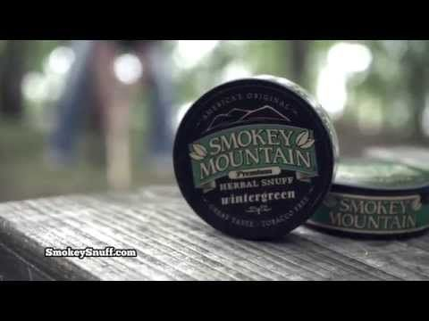 Herbal Chew or Snuff | Quit Chewing Tobacco | Smokey Snuff