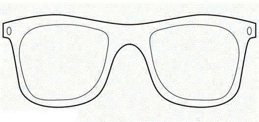 Plaquinha Formatura - Óculos