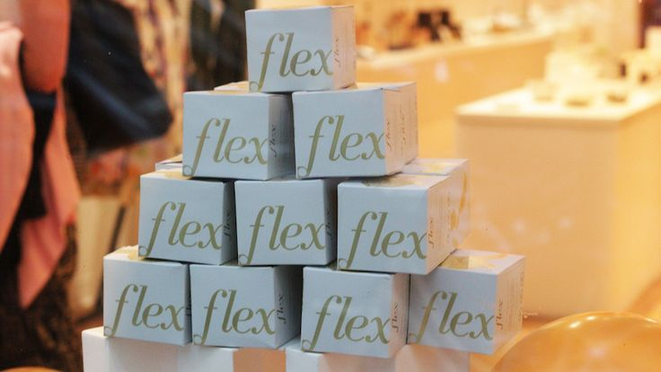 "Be more period positive with this menstrual cup - The Flex Company's disposable menstrual ""disc"" is the latest product innovation to help end period shaming."