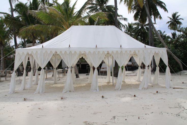 beach party tents