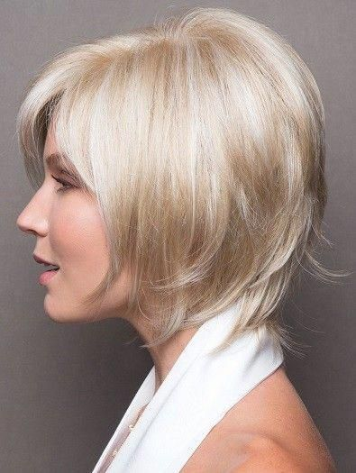 Buy REESE with MONO PART by Noriko | On Sale from Wig Salon #shorthairstylesforw…
