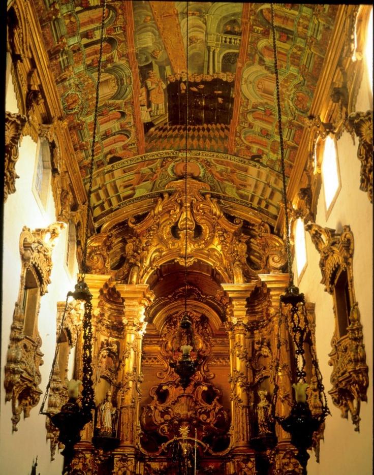 Olinda (PE) - Mosteiro de São Bento  Foto: Christian Knepper  http://italianobrasileiro.blogspot.com/