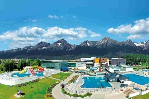 Aquacity Poprad, #Slovakia    World´s leading green resort