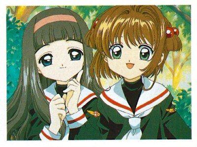 Card Captor Sakura, 1996