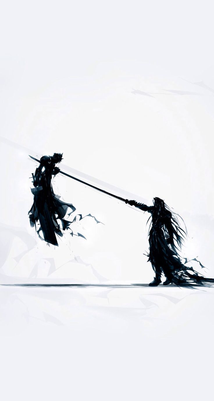 89 final fantasy vii advent children hd wallpapers backgrounds - Final Fantasy By Justin Currie