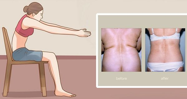 ¿Crees que nunca podrás deshacerte de la grasa de la espalda? Anuncio Debes saber que esto no es un problema que no pueda ser resuelto. Tal vez es difícil perder peso y deshacerse de la grasa en la espalda, pero no es imposible. ¡Nada es imposible! Si has ganado algo de peso, puedes observarlo en …